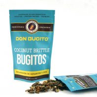 COCONUT TOFFEE-BRITTLE BUGITOS