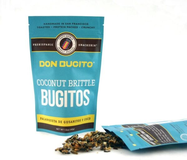 COCONUT TOFFEE-BRITTLE BUGITOS