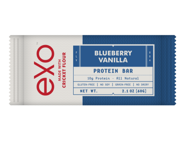 blueberry energy bar