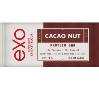 exo cocao nut bar