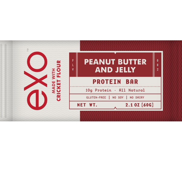 Peanut Butter And Jelly Protein Bars Recipe — Dishmaps