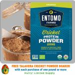 Cricket Powder (Cricket Flour)
