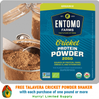 Cricket Powder Offer
