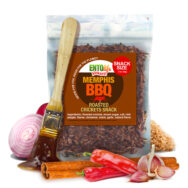 BBQ Flavored Edible Crickets You Can Eat