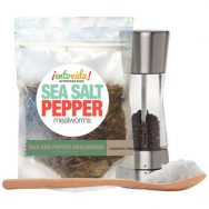 Salt and Pepper Mealworms