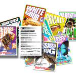 Bug TRading Cards II