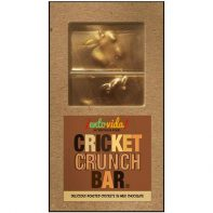 Cricket Crunch Bar - Milk Chocolate