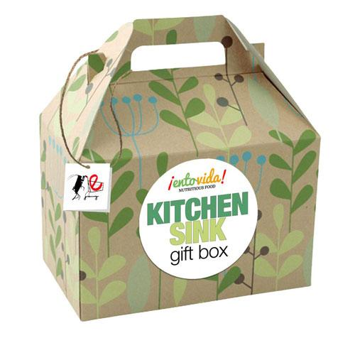 Kitchen Sink Gift Box