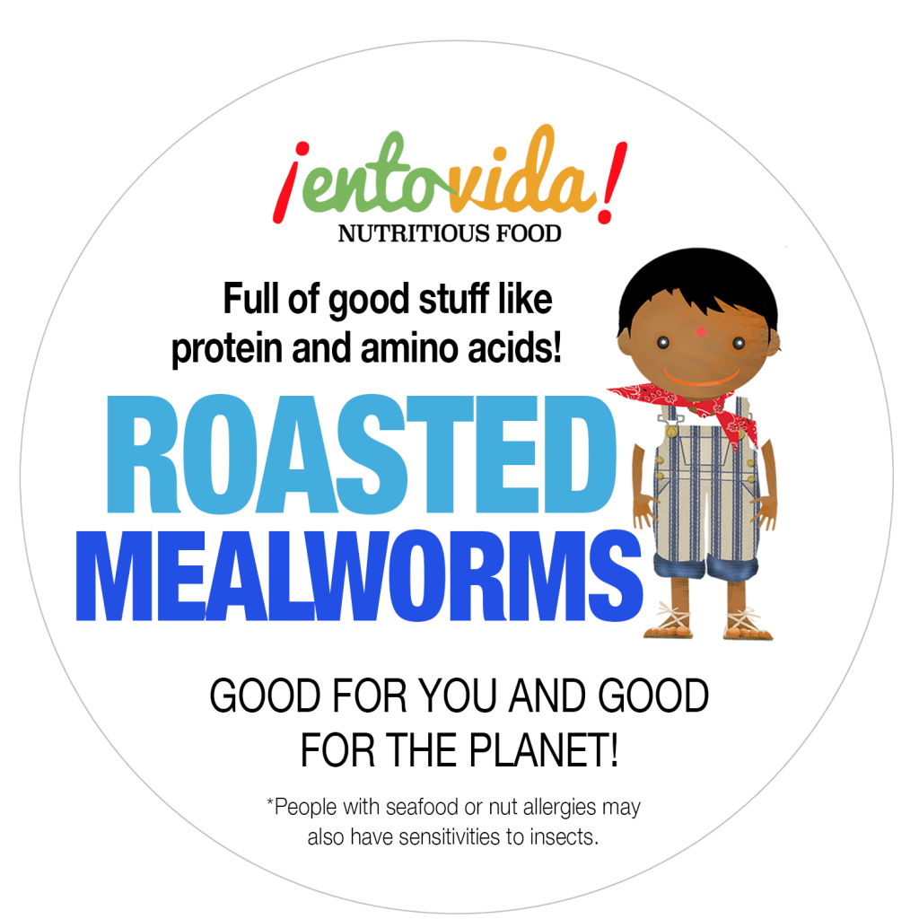 Edible Mealworms