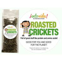Edible Crickets
