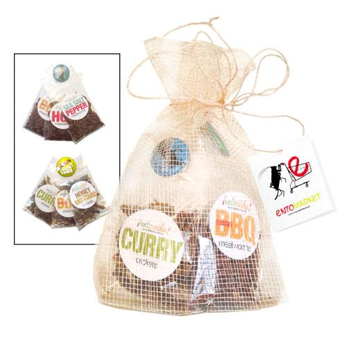 Edible Insect Gift Bag