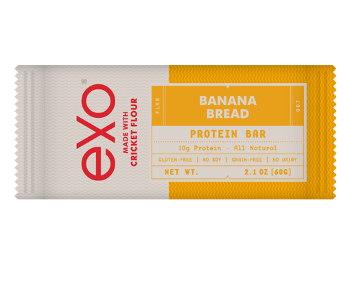 Banana Bread Protein Bar