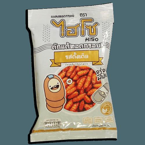 HISO Fried Chrysalis – Plain Salted