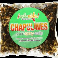 Chapulines Adobodas