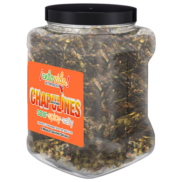 Buy Bulk / Wholesale Chapulines
