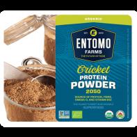 Organic Cricket Protein Powder
