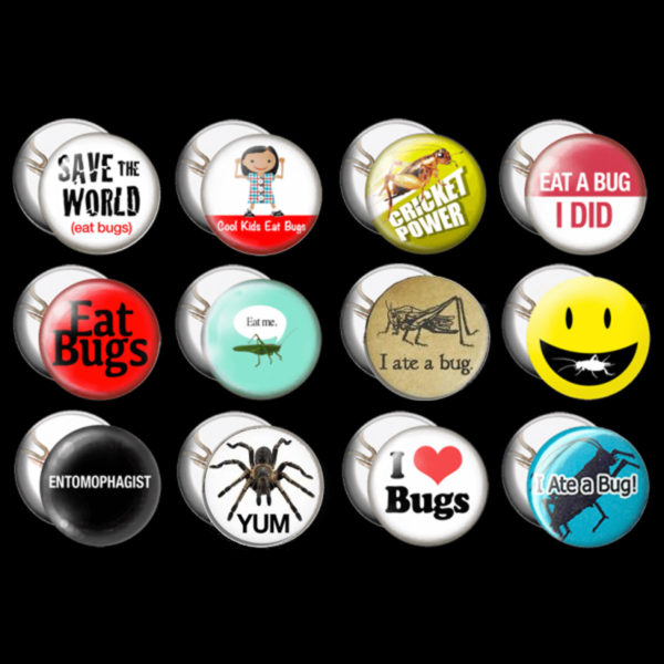 Bug Buttons