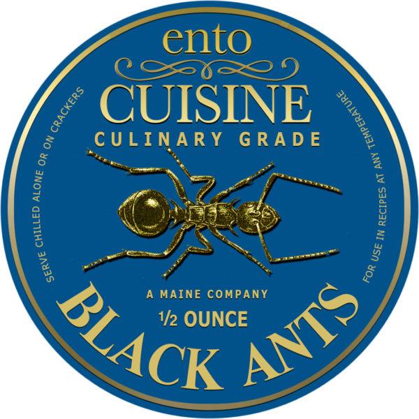 Gourmet Black Ants