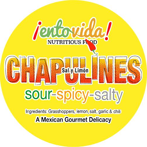 Traditional Mexican Chapulines