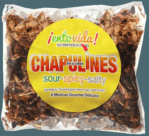 Bulk Chapulines | Sal y Limon
