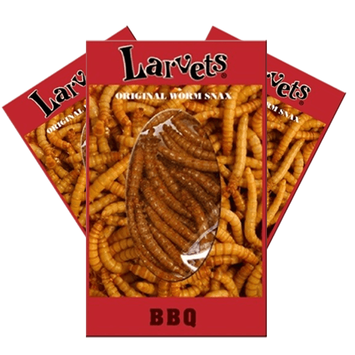 Barbecue Larvets
