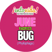 June Bug Label