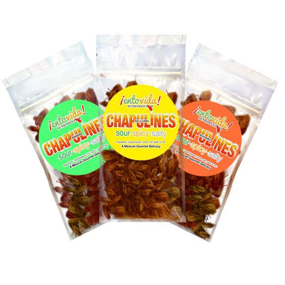 Chapulines Sample Pack