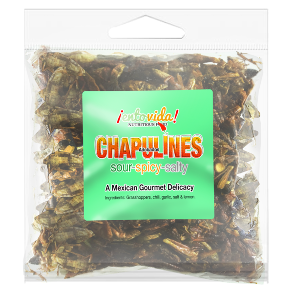 Adobados Chapulines Sample