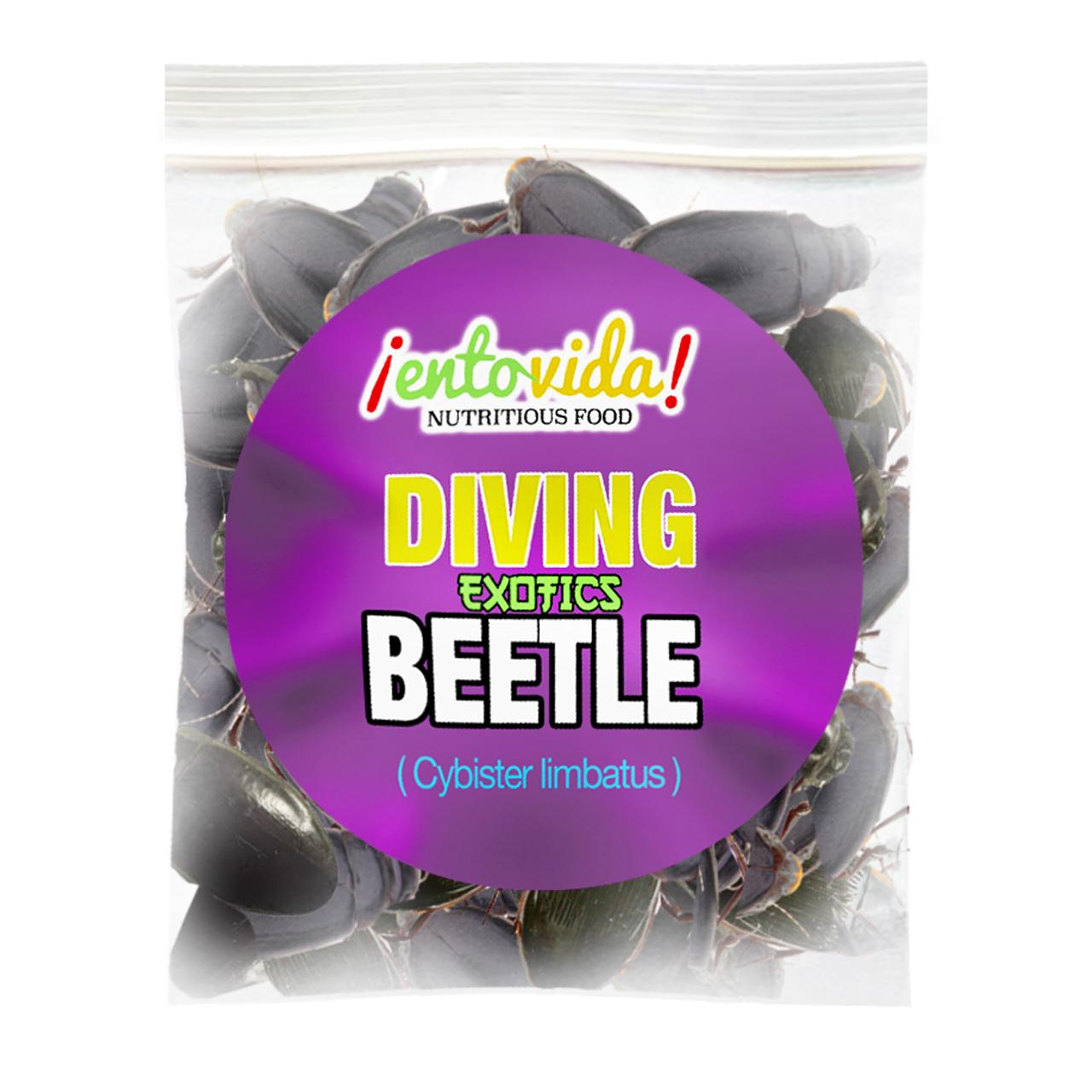 Edible Diving Beetles