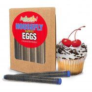 Edible Housefly Eggs