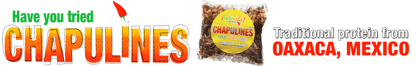 Chapulines for sales online