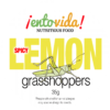 Lemon Flavored Grasshoppers