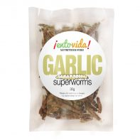 Garlic Superworms
