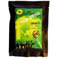 Edible Kaffir Crickets