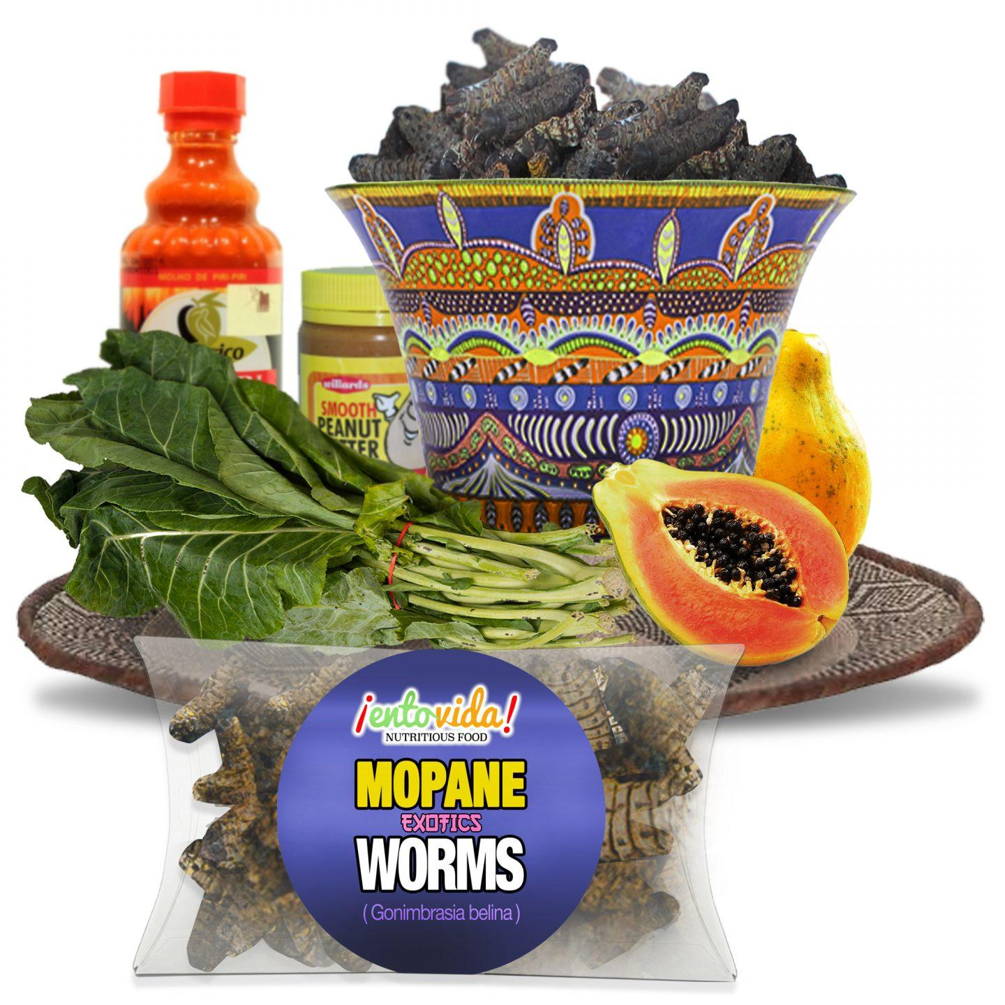 Mopane Worms For Sale