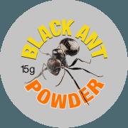 Black Ant Powder Label