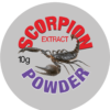 Scorpion Powder Label