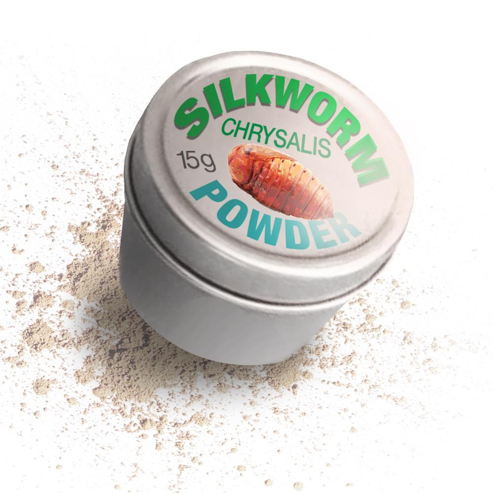 Silkworm Chrysalis Powder