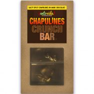 Chapulines Chocolate Bar