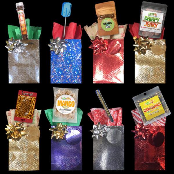 Eight Entomophagy Gifts