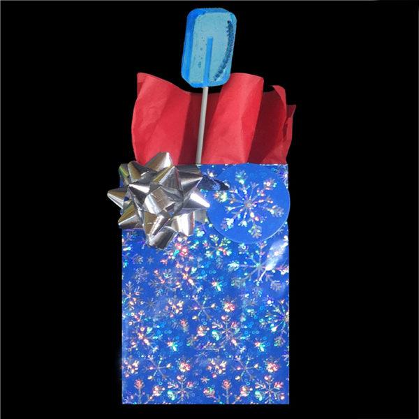 Gift Bag - Blueberry Worm Sucker