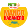 Mango Habanero Crickets for Human Consumption