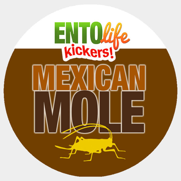 Mexican Mole Crickets for Human Consumption
