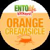 Orange Creamsicle Flavored Crickets