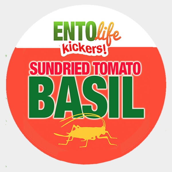 Sun Dried Tomato Flavored Crickets