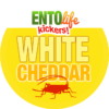 White Cheddar Crickets for Human Consumption