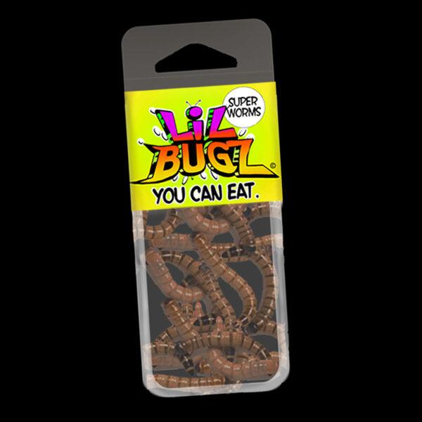 Edible Superworms