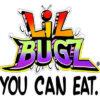 Lil Bugz Logo - White
