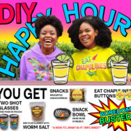 DIY Happy Hour Kit
