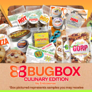 Culinary Edible Insects Subscription Box